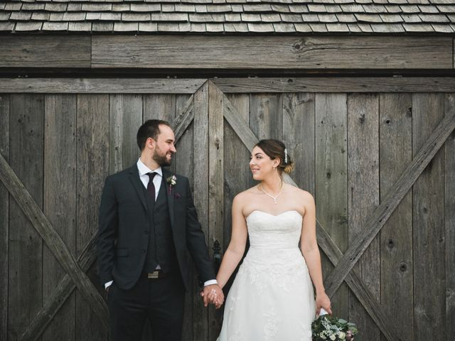 The wedding of Erica and Luckas