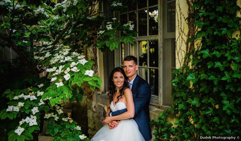 Ryan And Rebecca's Wedding In London, Ontario