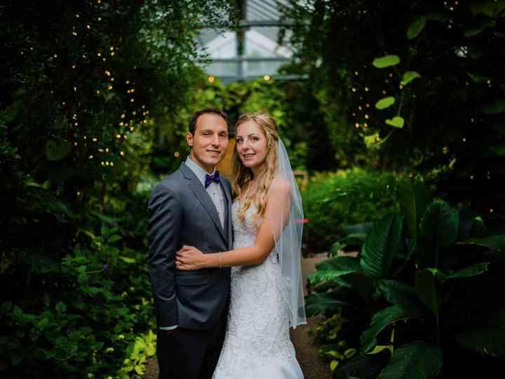 The wedding of Dali and Alex