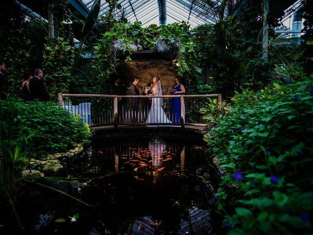 Alex and Dali's wedding in Cambridge, Ontario 16