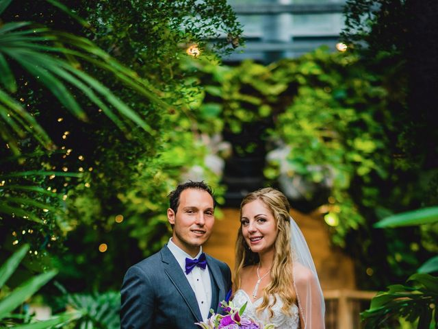 Alex and Dali's wedding in Cambridge, Ontario 29