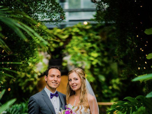 Alex and Dali's wedding in Cambridge, Ontario 30