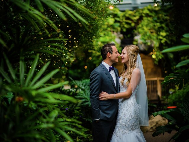 Alex and Dali's wedding in Cambridge, Ontario 1