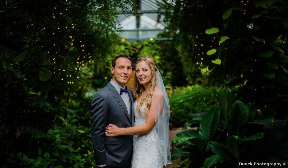 Alex and Dali's wedding in Cambridge, Ontario