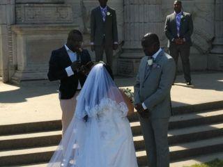 The wedding of Minion and Dawda 2