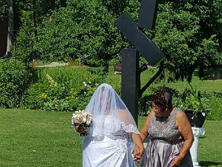 The wedding of Minion and Dawda 3