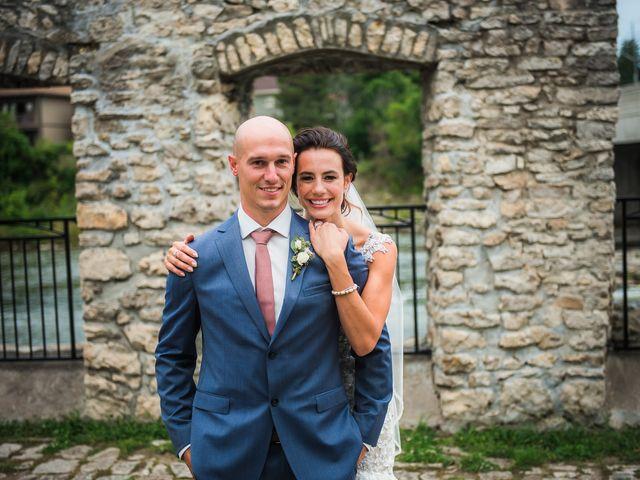 The wedding of Elian and Kyle