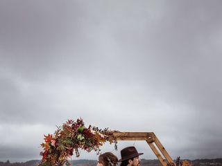 The wedding of Nicole and Matt 1