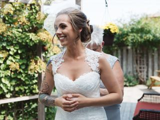 The wedding of Melissa and Kyle 2