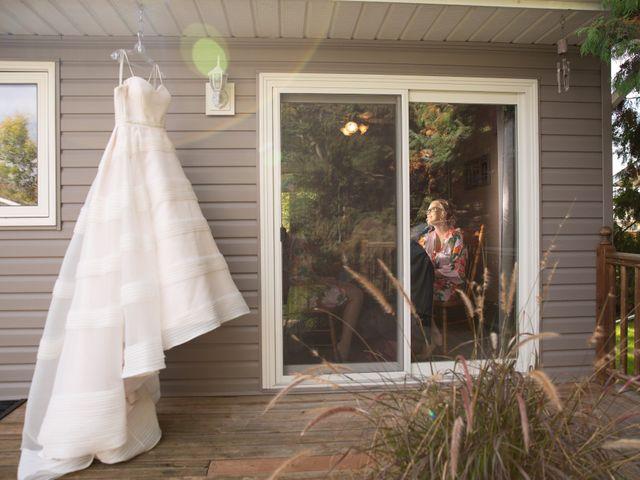 Jared and Jacie's wedding in Elm Creek, Manitoba 3