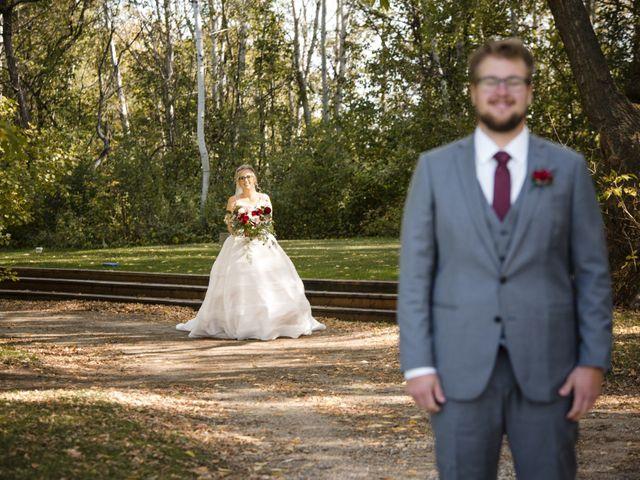 Jared and Jacie's wedding in Elm Creek, Manitoba 8