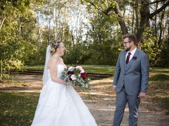 Jared and Jacie's wedding in Elm Creek, Manitoba 10
