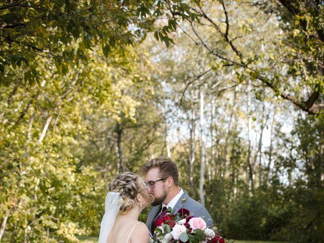 Jared and Jacie's wedding in Elm Creek, Manitoba 1