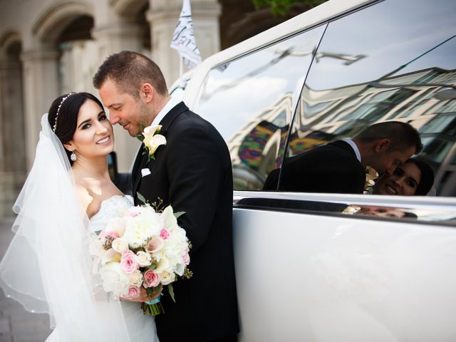 The wedding of Amanda and Corie