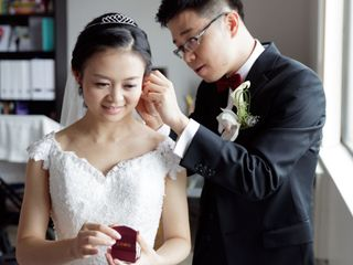 The wedding of Arc and Jiang 3