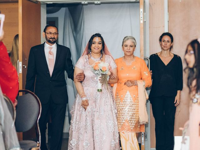 Puman and Jayz's wedding in Pitt Meadows, British Columbia 5
