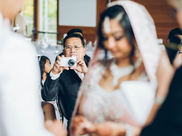 Puman and Jayz's wedding in Pitt Meadows, British Columbia 10