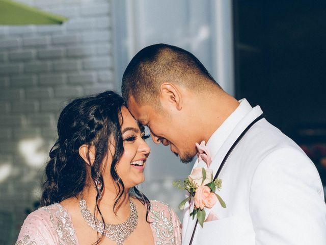 Puman and Jayz's wedding in Pitt Meadows, British Columbia 16