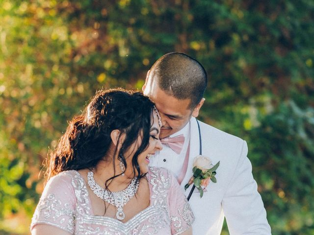 Puman and Jayz's wedding in Pitt Meadows, British Columbia 24