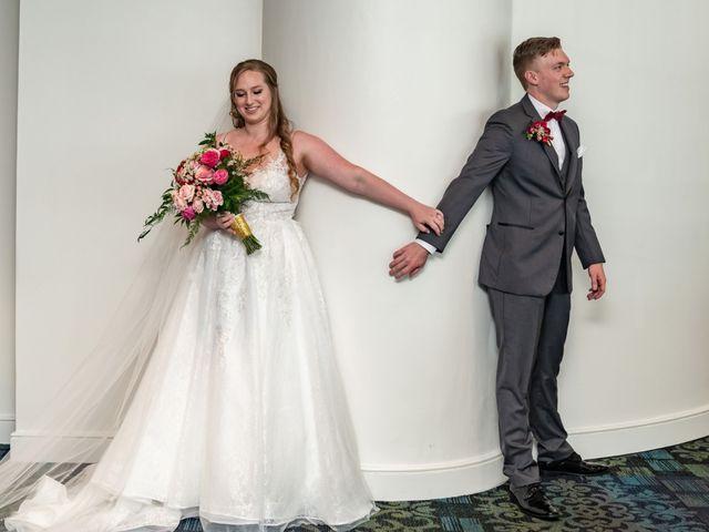 Jordan and Stephanie's wedding in New Westminster, British Columbia 14