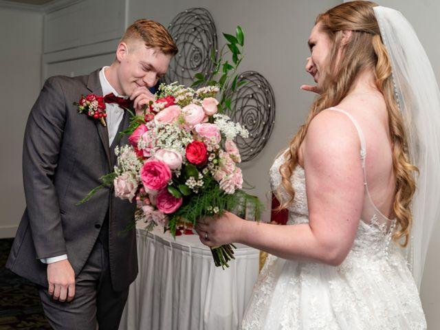 Jordan and Stephanie's wedding in New Westminster, British Columbia 16