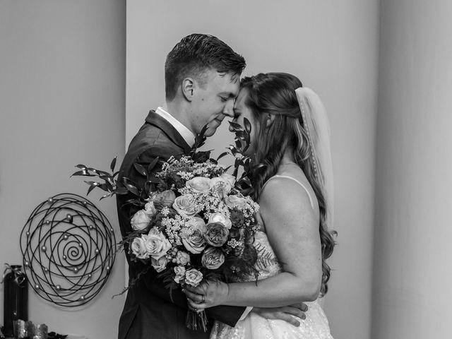 Jordan and Stephanie's wedding in New Westminster, British Columbia 17