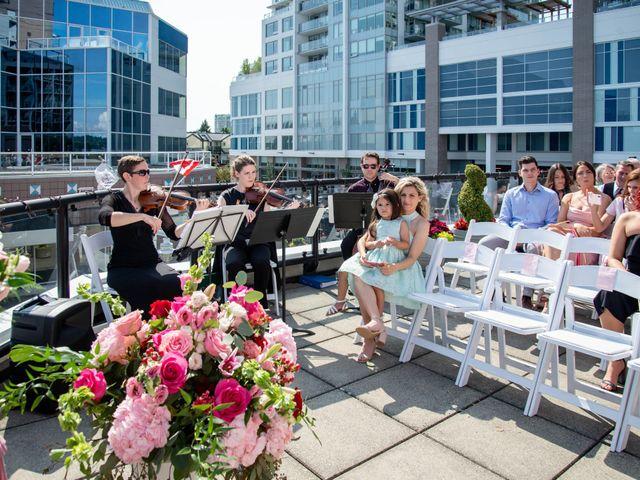 Jordan and Stephanie's wedding in New Westminster, British Columbia 24