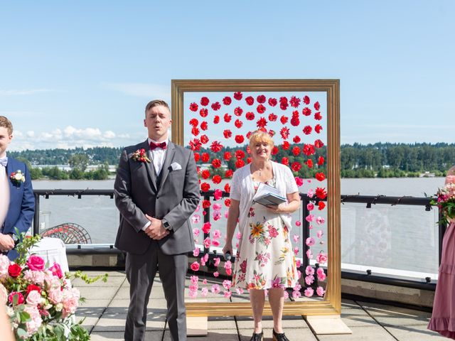 Jordan and Stephanie's wedding in New Westminster, British Columbia 25