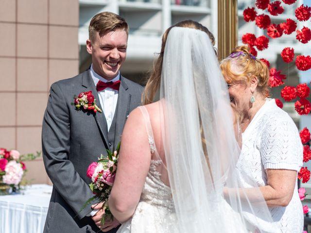 Jordan and Stephanie's wedding in New Westminster, British Columbia 29