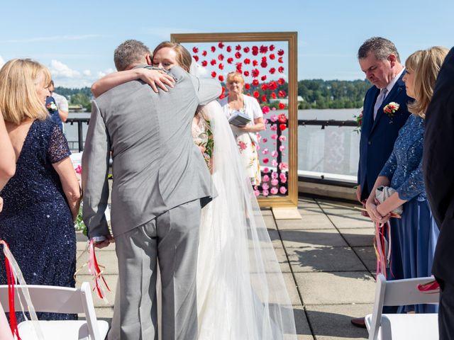Jordan and Stephanie's wedding in New Westminster, British Columbia 28