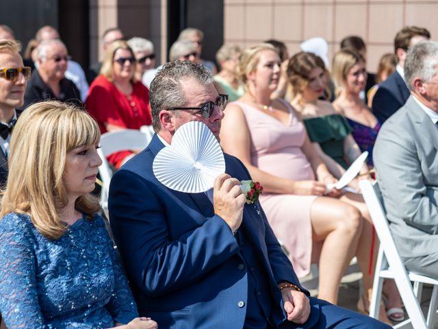 Jordan and Stephanie's wedding in New Westminster, British Columbia 35