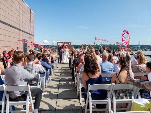Jordan and Stephanie's wedding in New Westminster, British Columbia 36