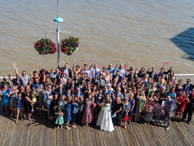 Jordan and Stephanie's wedding in New Westminster, British Columbia 37