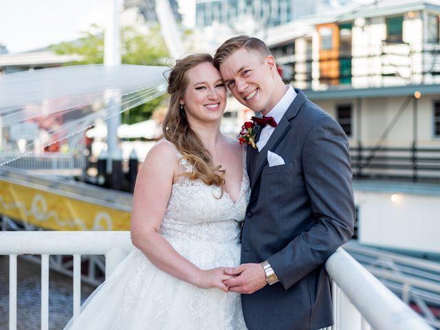 Jordan and Stephanie's wedding in New Westminster, British Columbia 43