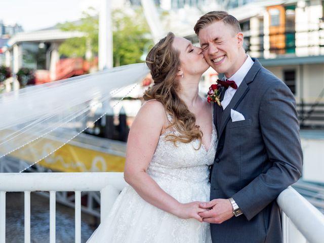 Jordan and Stephanie's wedding in New Westminster, British Columbia 44