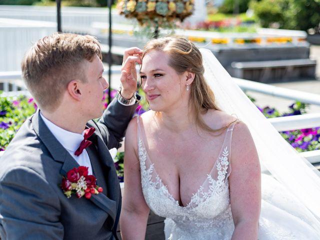 Jordan and Stephanie's wedding in New Westminster, British Columbia 45