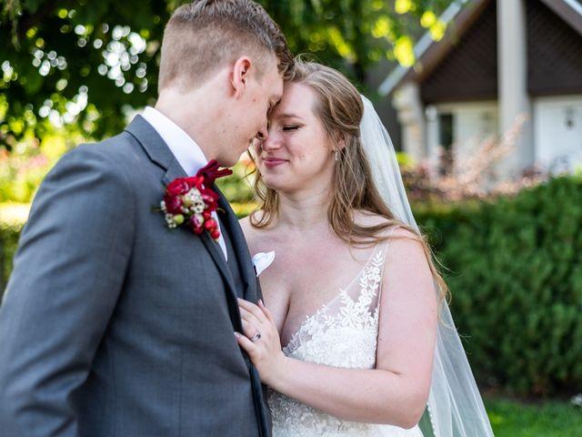 Jordan and Stephanie's wedding in New Westminster, British Columbia 49