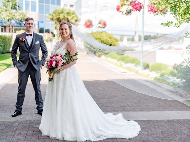 Jordan and Stephanie's wedding in New Westminster, British Columbia 50