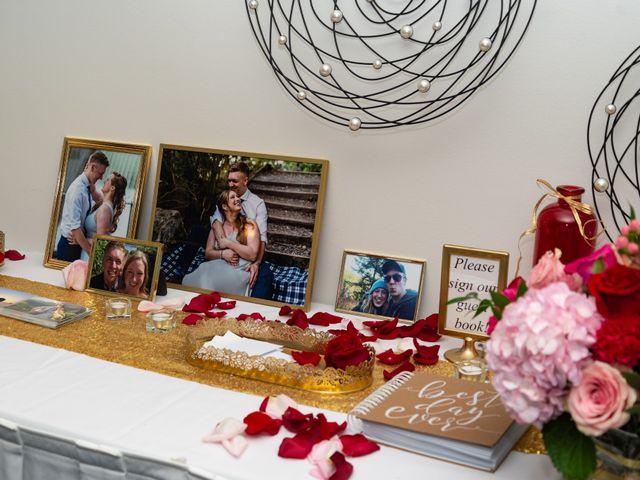 Jordan and Stephanie's wedding in New Westminster, British Columbia 55