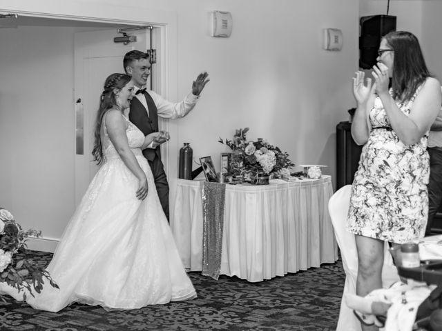 Jordan and Stephanie's wedding in New Westminster, British Columbia 60