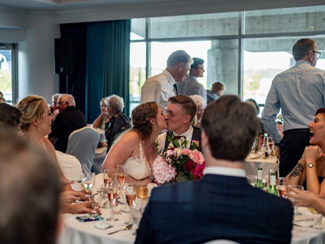 Jordan and Stephanie's wedding in New Westminster, British Columbia 72