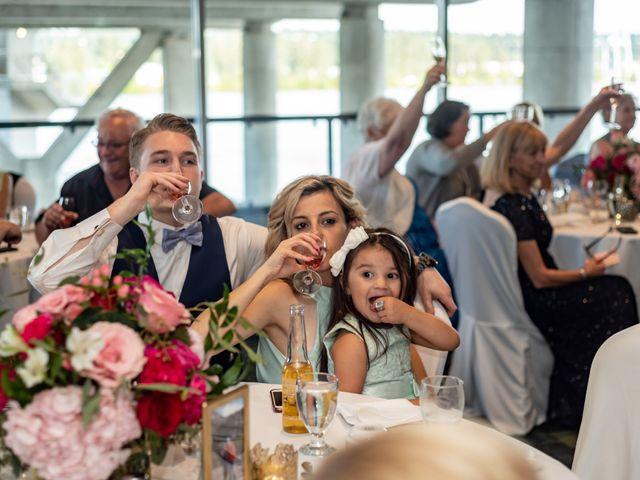 Jordan and Stephanie's wedding in New Westminster, British Columbia 76