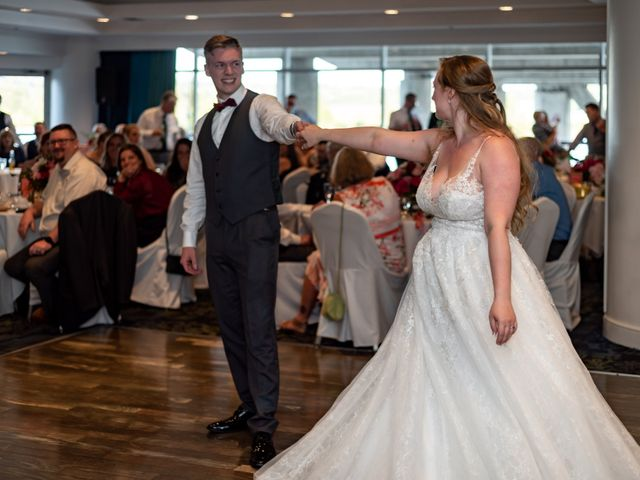 Jordan and Stephanie's wedding in New Westminster, British Columbia 84