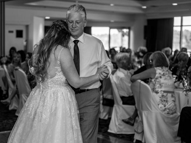 Jordan and Stephanie's wedding in New Westminster, British Columbia 88