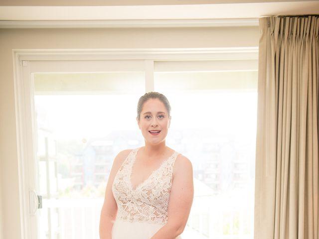 Megan and Darryl's wedding in Bala, Ontario 3