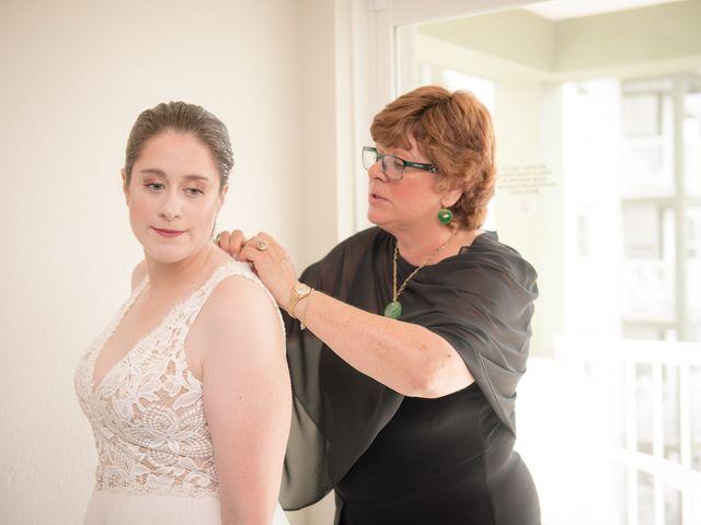 Megan and Darryl's wedding in Bala, Ontario 4