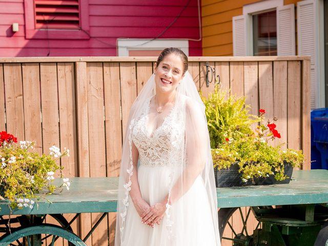 Megan and Darryl's wedding in Bala, Ontario 8