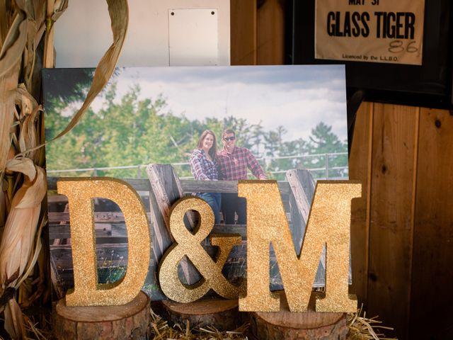 Megan and Darryl's wedding in Bala, Ontario 23