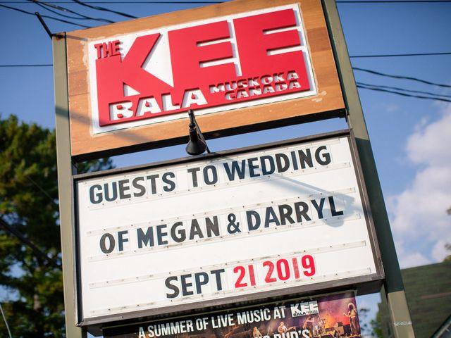 Megan and Darryl's wedding in Bala, Ontario 26