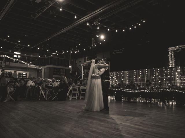 Megan and Darryl's wedding in Bala, Ontario 28